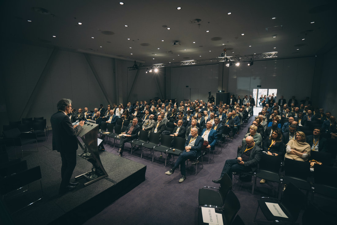 KickStart Europe 2019 Data Center Cloud Connectivity Fiber Industry Conference Networking Strategy